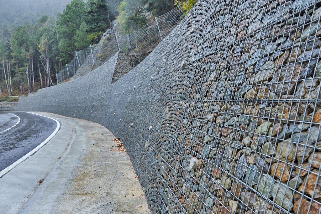 Fotògraf per conservació de carreteres