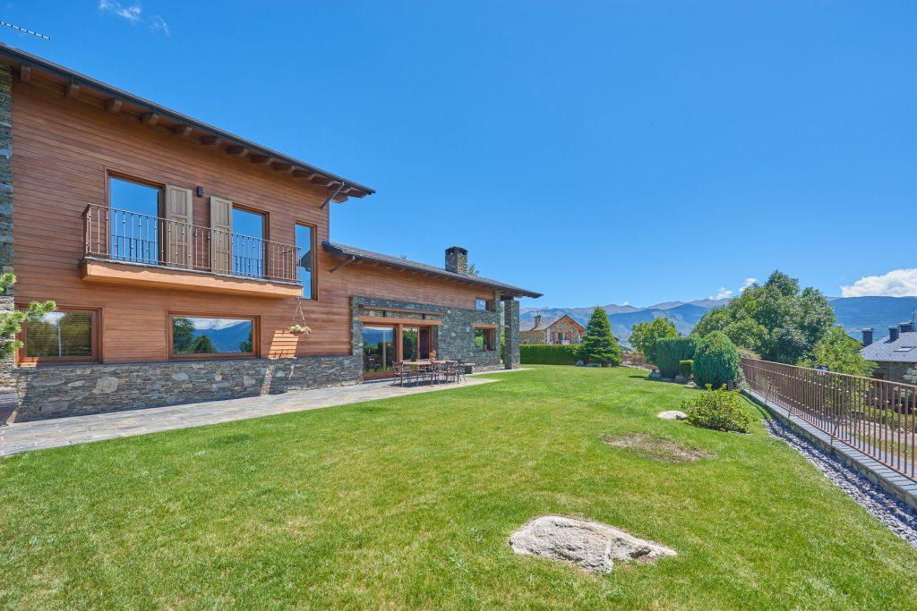 Fotografia immobiliàries Alt Urgell